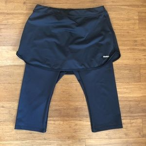 Reebok | Black Skort  XL